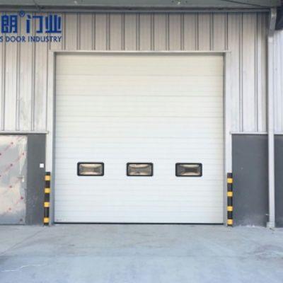 杭州物流汽车工业厂房安装的组合快速提升门