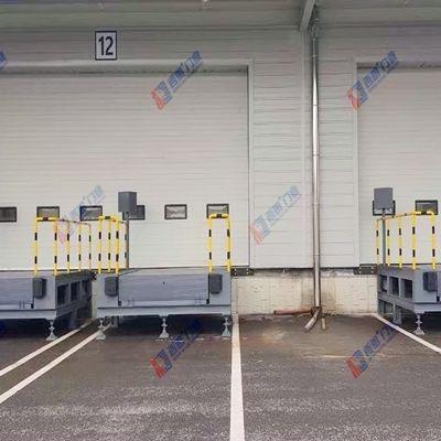 杭州仓库出货口使用的液压装卸货平台
