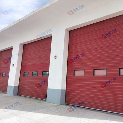 杭州西朗提升门配备的安全保护装置