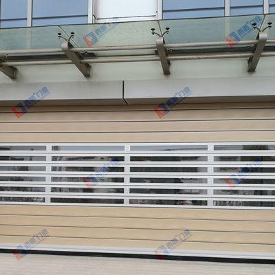 杭州厂房安装的抗风硬质快速门