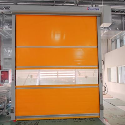 杭州有专业安装团队的快速门厂家