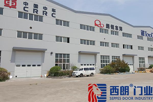 北京中国中车工业提升门
