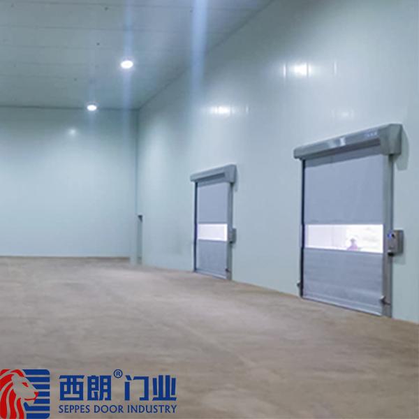 贵州茅台酒厂不锈钢快速门