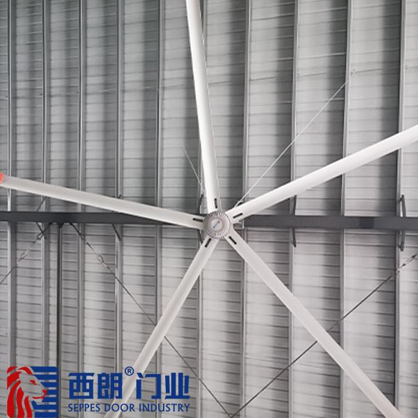 永磁变频工业大风扇