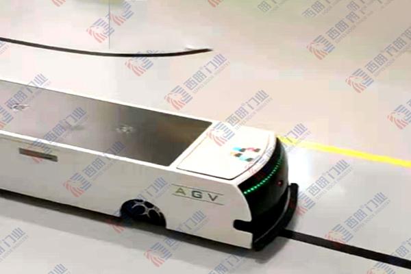 杭州无人搬运车AGV自动快速门