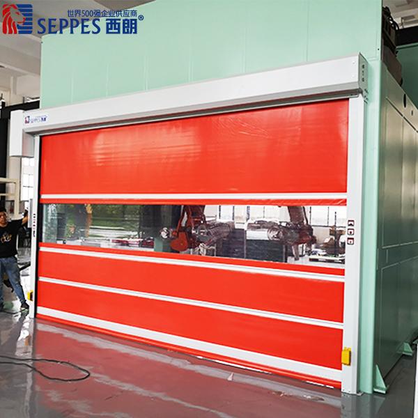 上海德欧机械设备PVC快速门